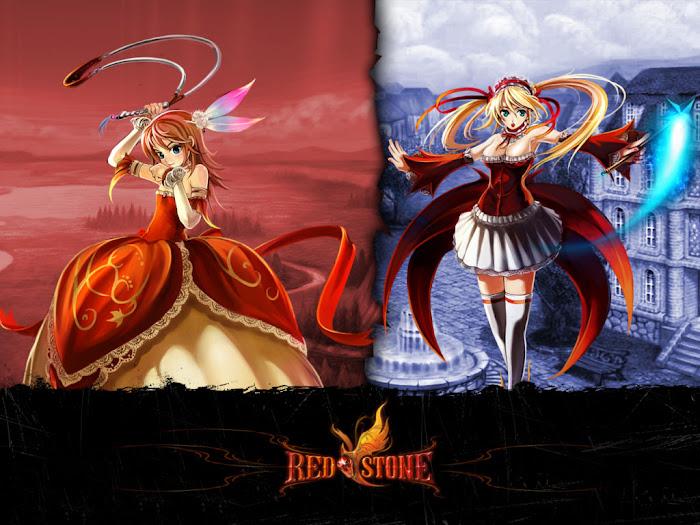 Red Stone: Game nhập vai 2D cổ điển từ Hàn Quốc