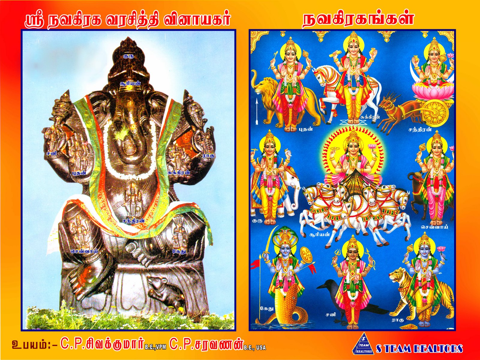 Collection Of Stotras Of All Navagrahas Devotional Album