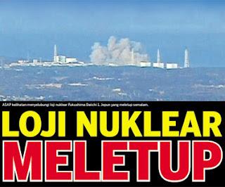 dunia blogger apa itu tenaga nuklear