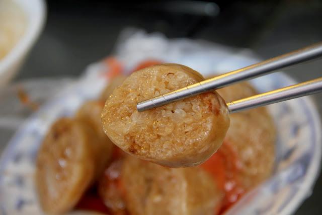 淡水 半坪屋 手工糯米腸
