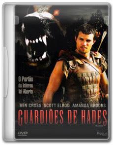 Guardiões De Hades – DVDRip AVI   Dual Áudio