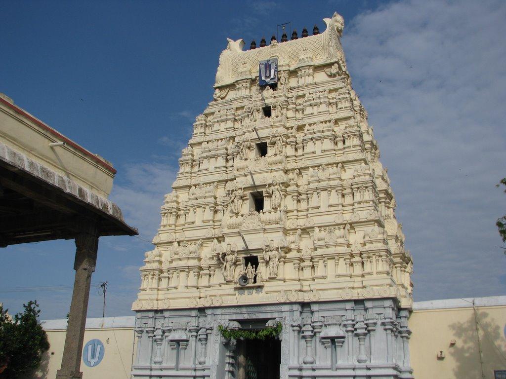 Sri Bhakthavatsala Perumal Temple (Thiru Nindravur) Chennai - Divya Desam 62