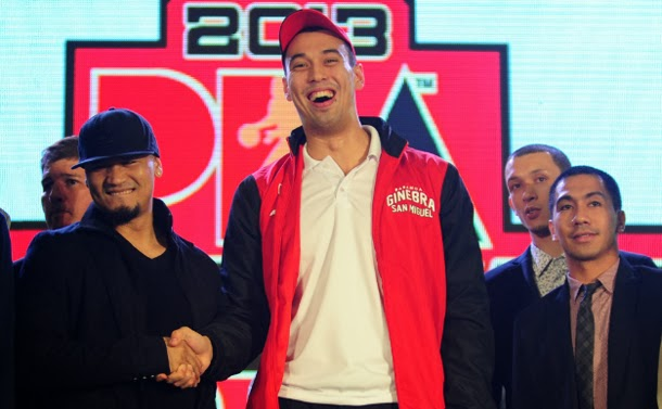 2013 PBA Rookie Draft Results – Complete List