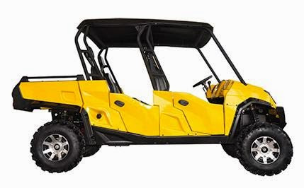 1100cc Siemens EFI 4 Seater Four Person Farm UTV Ute Side by Side