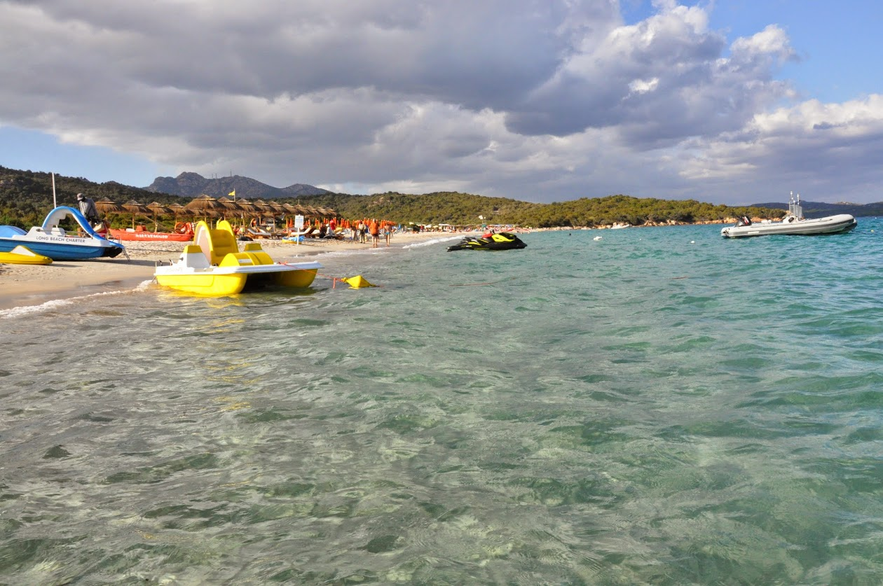 Пляж у Коста Смеральда