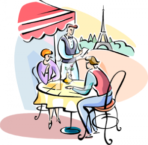 learning english: Ordering Food at a Restaurant