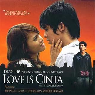 Acha Septriasa, Love is Cinta