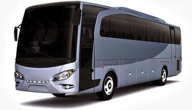Harga Sewa Mobil Bus
