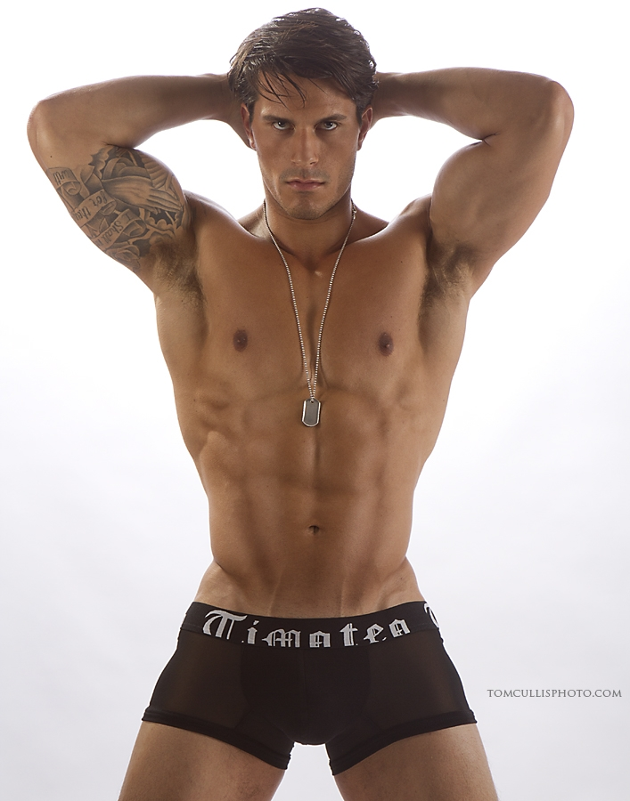 Justin James for Timoteo!