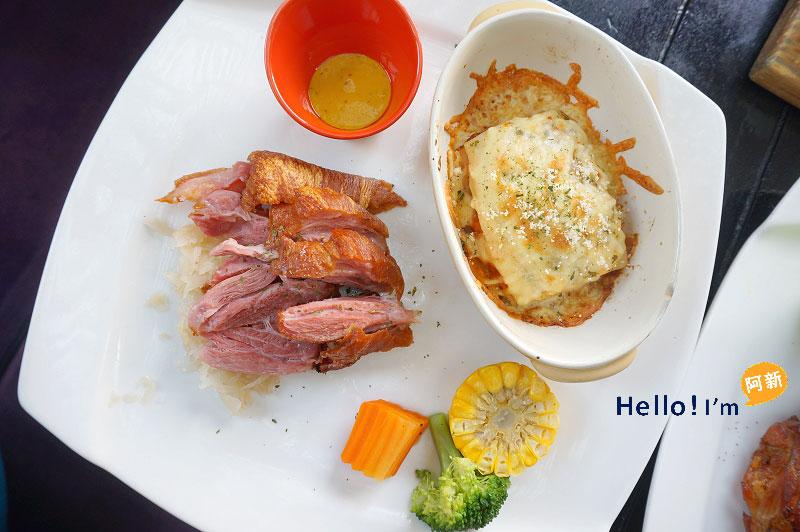 台北士林親子餐廳,伊莎貝拉風情館