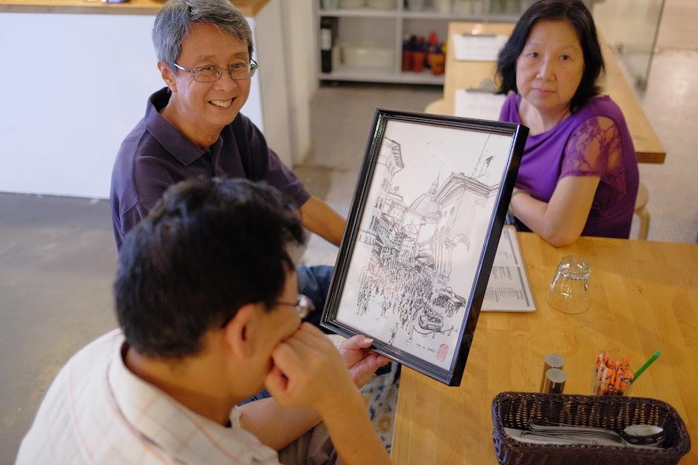 Alvin Mark Tan Natural Realism Exhibition