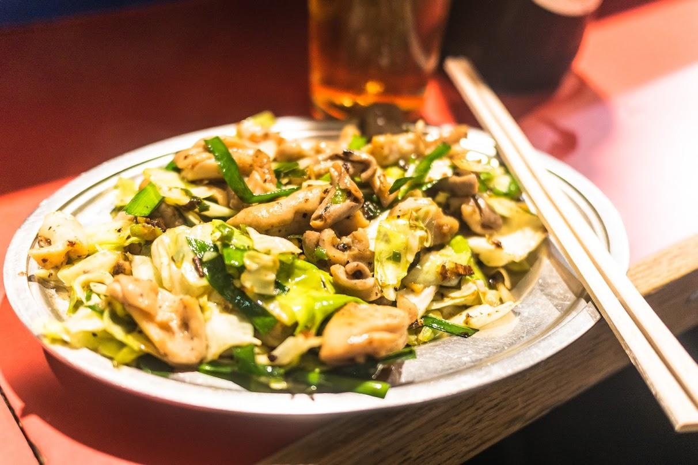 Yatai Food