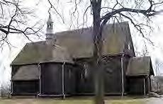 Kościół parafialny pw. św. Stanisława BM w Wilczyskach