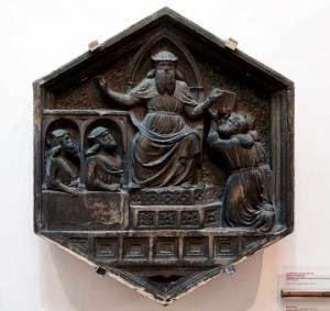 Фороней, царь Аргоса олицетворяющий Законодательство