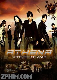 Âm Mưu Athena - Athena: Goddess of War (2011) Poster