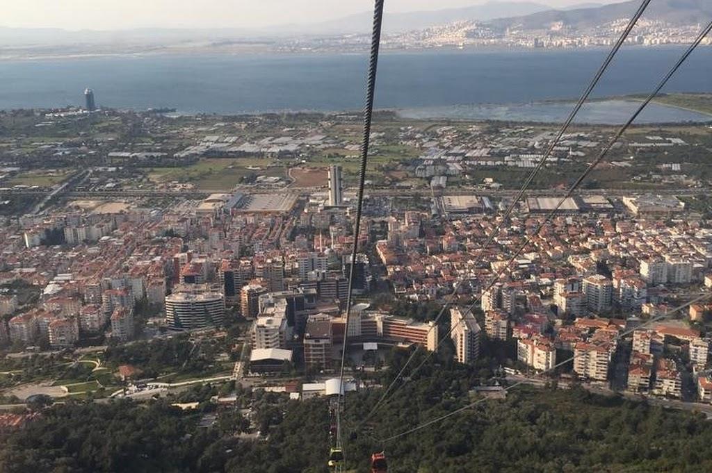 İZULAŞ A.Ş. İZMİR BALÇOVA TELEFERİK