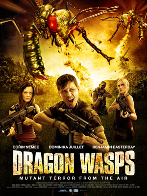 Filme Poster Dragon Wasps DVDRip XviD & RMVB Legendado