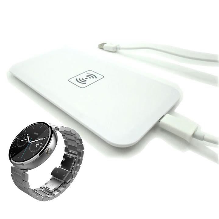 Wireless charge universal transmitter pad Galaxy S (Lelong ...