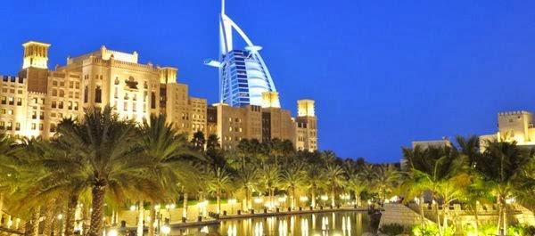 Férias no Dubai