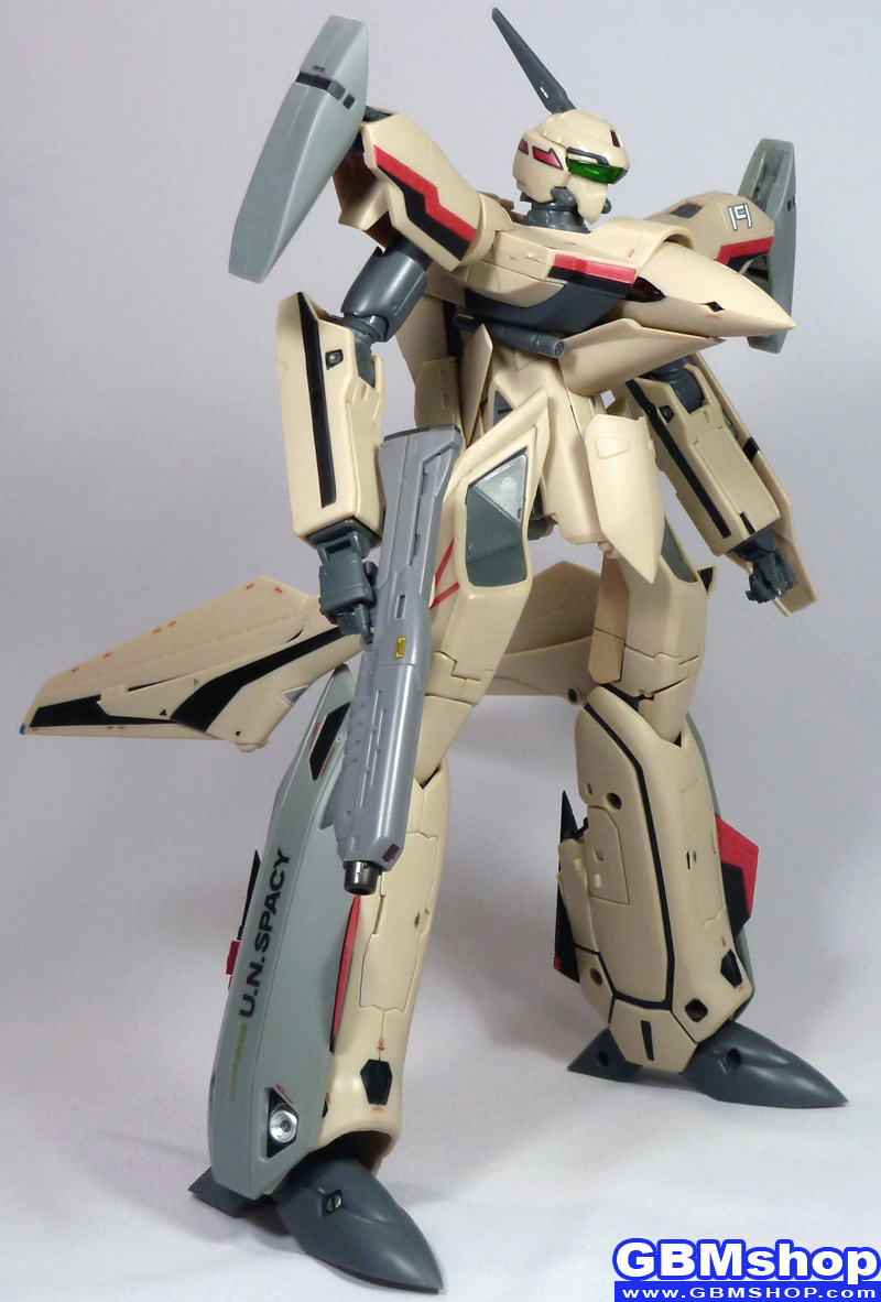 Macross Plus YF-19 with FAST Pack Battroid Mode