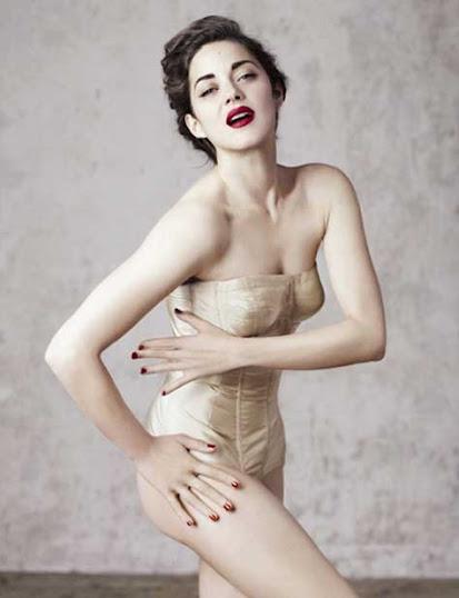 """Marion Cotillard, en ropa interior"""" width="""