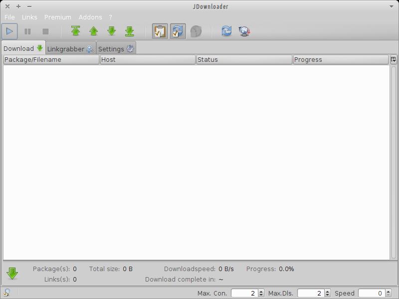Xubuntu Geek: [HOW TO] Native look-and-feel for JDownloader in Xubuntu