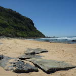 Northern end of Forresters beach (207100)