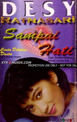 Desy Ratnasari - Sampai Hati (Album 1996) - 4shared Mediafire Gratis