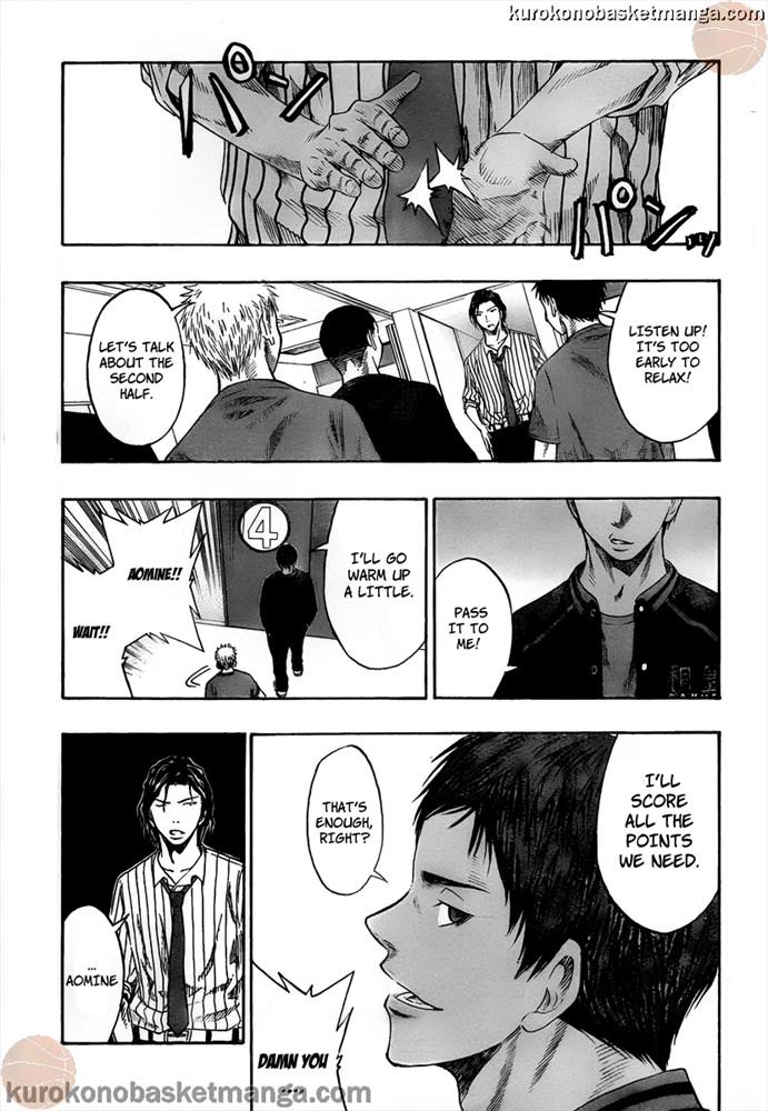 Kuroko no Basket Manga Chapter 48 - Image 07