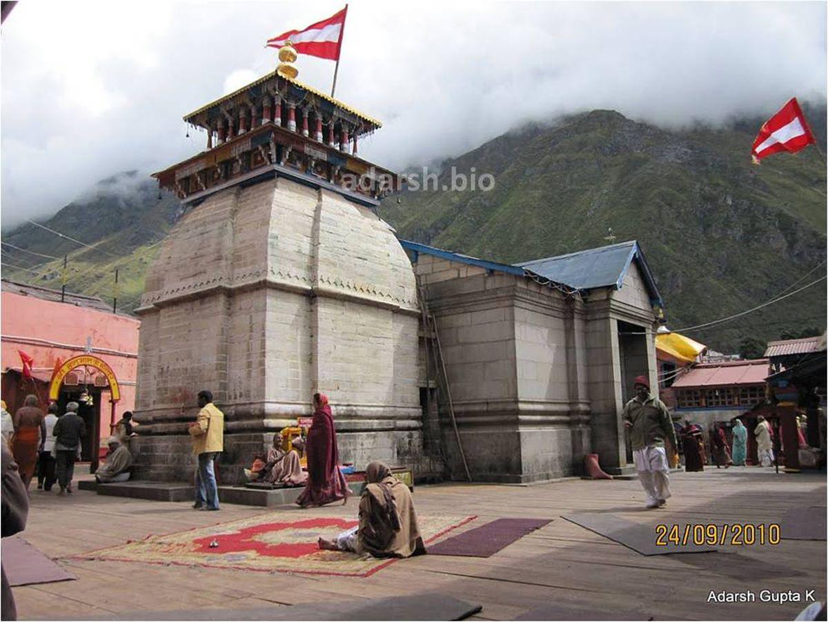 Sri Badri Narayana Perumal Temple, Badrinath (Thiruvadhari Ashram) Uttranchal - Divya Desam 101