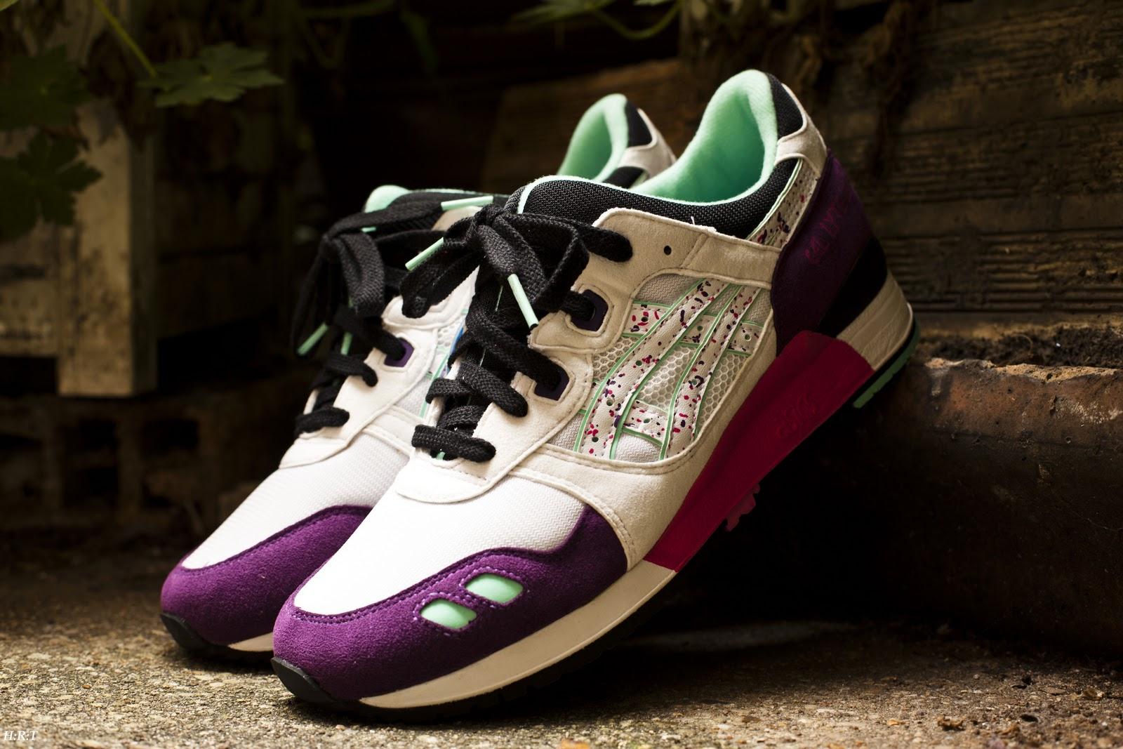 new product eeb3b cbe68 Step Into My Running Shoes: Asics Gel Lyte III x Colette x LaMJC