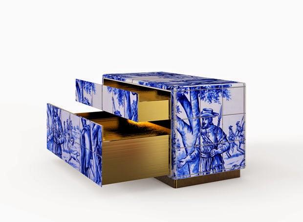 mesas de cabeceira boca do lobo mutante magazine. Black Bedroom Furniture Sets. Home Design Ideas