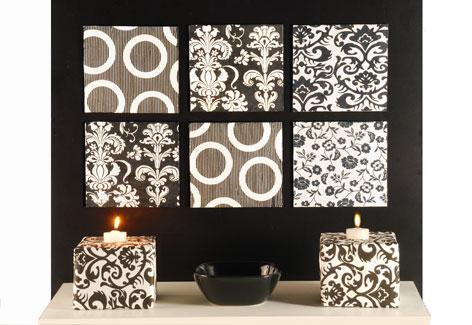 C mo hacer cuadros compos portal de manualidades for Decoraciones sencillas para el hogar