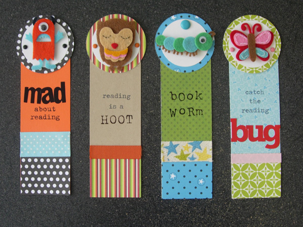 Elegant Making Handmade Tasseled Bookmarks ...