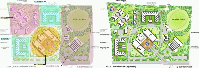 The Campus Plan 2008