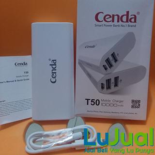 Tampilan Lengkap - CENDA T50 | LuJual