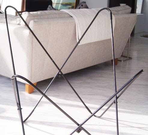 bkf butterfly chair design