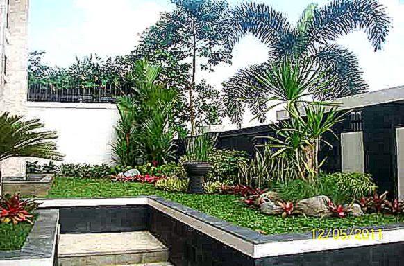 desain taman kecil depan rumah gallery taman minimalis