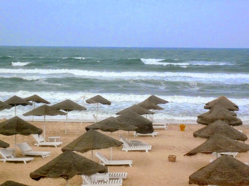 Секс на отдыхе в тунисе