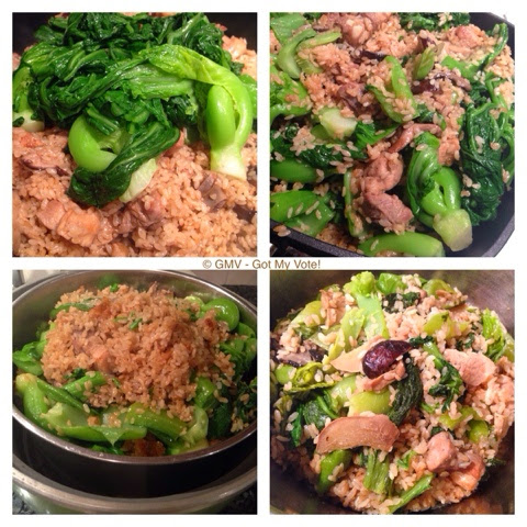 how to cook gai choy