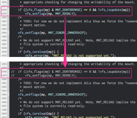 MacからWindowsのntfsボリュームを書き込み_09