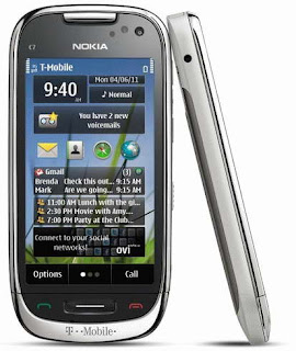 T-Mobile Nokia Astound Smartphone images