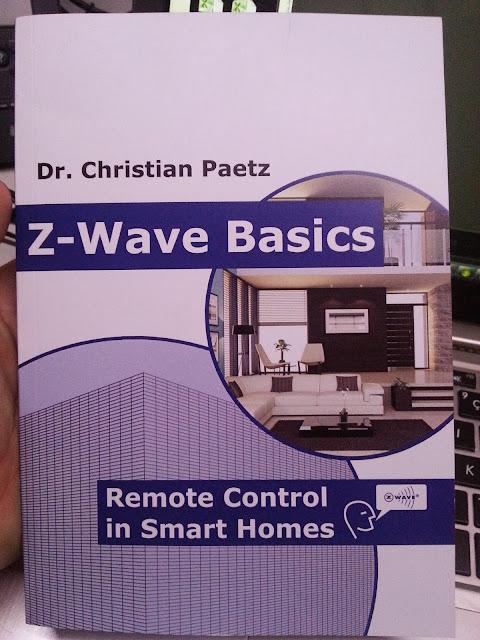 Livre Zwave Basics
