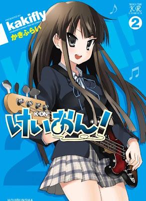 Anime K-On! Season 1 Subtitle Indonesia