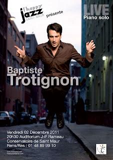 Baptiste Trotignon - 2 décembre 2011