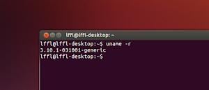 Linux 3.10.1 su Ubuntu 13.04 Raring