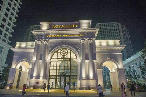 Vingroup quyết định đầu tư thêm vào Royal và Times city