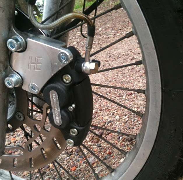 Bremsklötze für 320mm BremsSystem