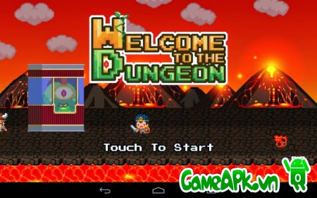 Welcome to the Dungeon v1.3.1 hack full tiền cho Android