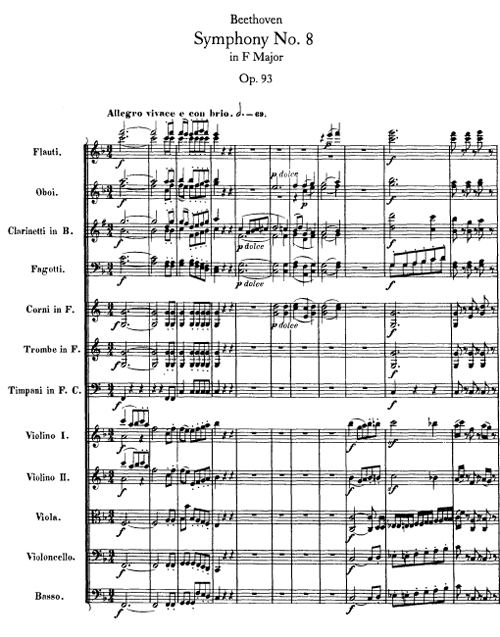 essay on the subject of beethoven symphony no